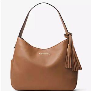 Michael Kors Ashbury Large Leather Shoulder Bag